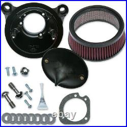 170-0300B AIR CLEANER KITS STEALTH WithO COVER HARLEY FXDF 1690 DYNA FAT BOB 2014