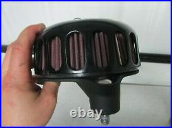 17-21 Harley Davidson M-8 Touring Softail S&S Stealth Air Cleaner