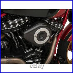 Cover Filtro Aria S&s Stealth Air Cleaner Covers Harley Davidson Flhrc 1920