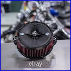 Harley Softail Dyna Tbw S&s Stealth Air Cleaner Ec 13-16