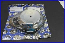NEW S & S Cycle Stealth Air Cleaner Covers 170-0118
