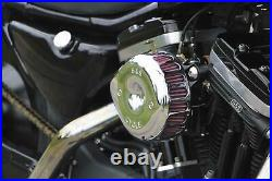 S And S Cycle Stealth Air Cleaner Covers, Chrome 170-0367