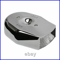 S And S Cycle Stealth Tribute Air Cleaner Cover/chrome 170-0592
