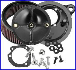 S&S Cycle 170-0058 Stealth Air Cleaner Kit for S&S Super E & G Carbs