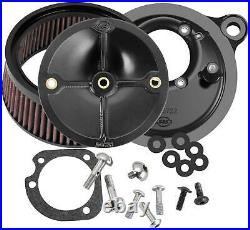S&S Cycle 170-0176 Stealth Air Cleaner Kit for Stock Fuel System