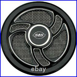 S&S Cycle 170-0206 Stealth Air Cleaner Cover Torker