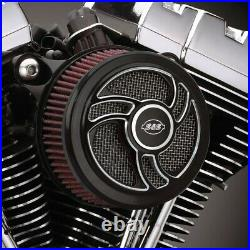 S&S Cycle 170-0206 Torker Stealth Air Cleaner Cover