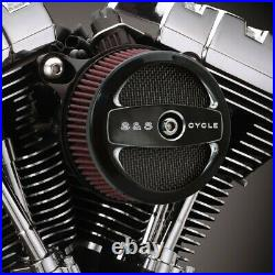 S&S Cycle 170-0214 Air 1 Stealth Air Cleaner Cover