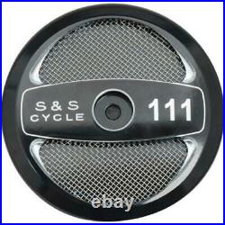 S&S Cycle 170-0319 Stealth Air Cleaner Cover 111in. Displacement