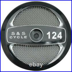 S&S Cycle 170-0321 Stealth Air Cleaner Cover 124in. Displacement