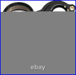 S&S Cycle 170-0498B Stealth Teardrop Air Cleaner Kit Carbon Fiber