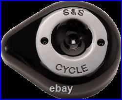 S & S Cycle 170-0531 Stealth Air Cleaner Covers Teardrop