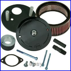 S&S Cycle Air Cleaner Stealth XG500/750 15-19 (Black) 170-0374A