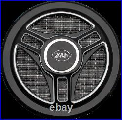 S & S Cycle Stealth Air Cleaner Covers 170-0210