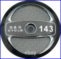 S & S Cycle Stealth Air Cleaner Covers 170-0321