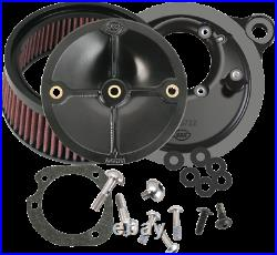 S & S Cycle Stealth Air Cleaner Kit for Stock Fuel System 170-0060