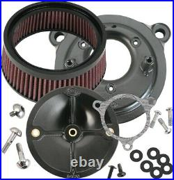 S & S Cycle Stealth Air Cleaner Kit for Stock Fuel System 170-0061