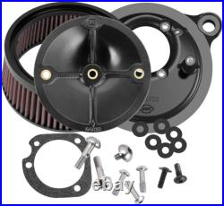 S&S Cycle Stealth Air Cleaner Kit for Stock Fuel System 170-0093