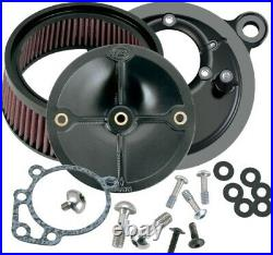 S&S Cycle Stealth Air Cleaner Kits For S&S Super E & G Carbs