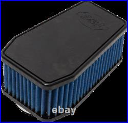 S & S Cycle Stealth Two Air Cleaner Kit 170-0298D
