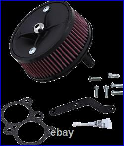 S & S Cycle Super Stock Stealth Air Cleaner Kit 170-0414B