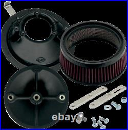 S&S Stealth Air Cleaner Kit 1984-92 Big Twin & 1986-90 XL with Super E/G 170-0176