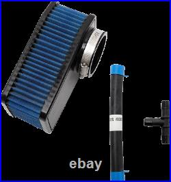 S&S Stealth II Blue Air Cleaner Filter Kit 15-21 Indian Scout Bobber Sixty