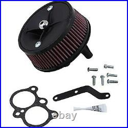 S&S Super Stock Stealth Air Cleaner Kit for Harley 17-20 XG750A Street Rod