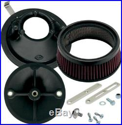 Stealth air cleaner witho cover for super e-g carb S&S Cycle